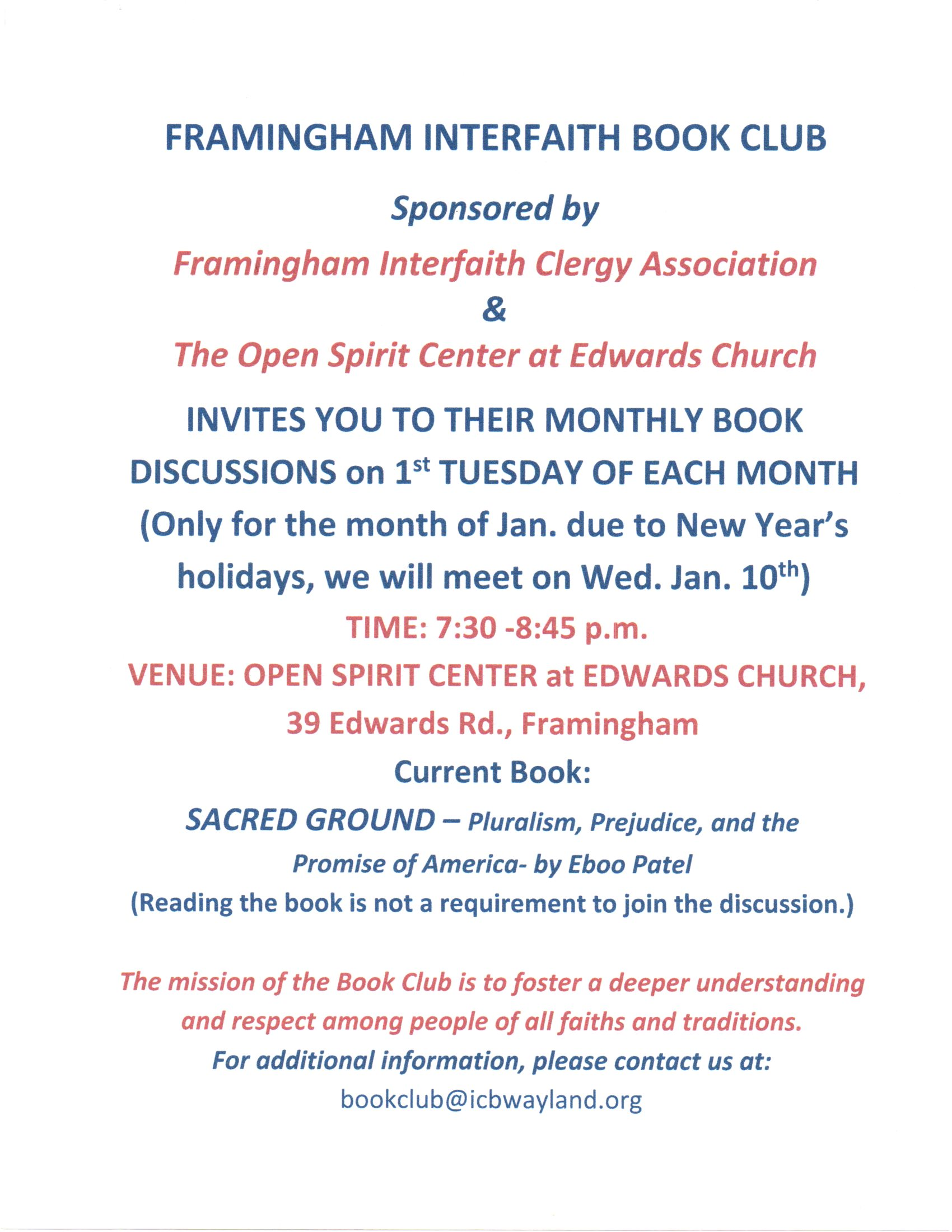 Framingham Interfaith Book club20171215 09124846
